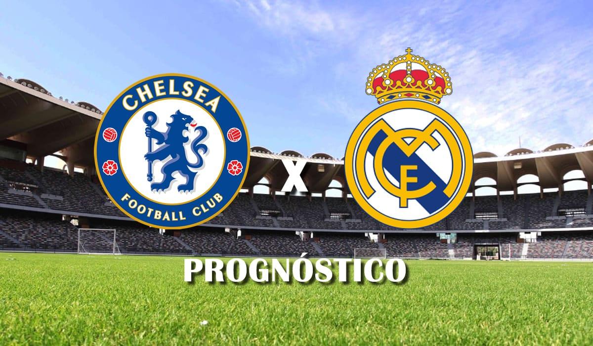 chelsea x real madrid segundo jogo semifinais champions league 2021 liga dos campeoes prognostico