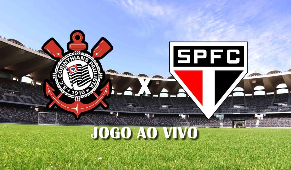 corinthians x sao paulo classico majestoso campeonato paulista 2021 decima rodada jogo ao vivo