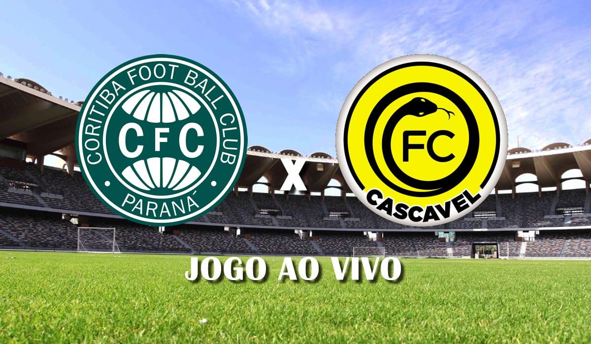 Rede Massa: Coritiba x FC Cascavel Jogo ao Vivo da 8ª rodada do Paranaense  - Info Esporte