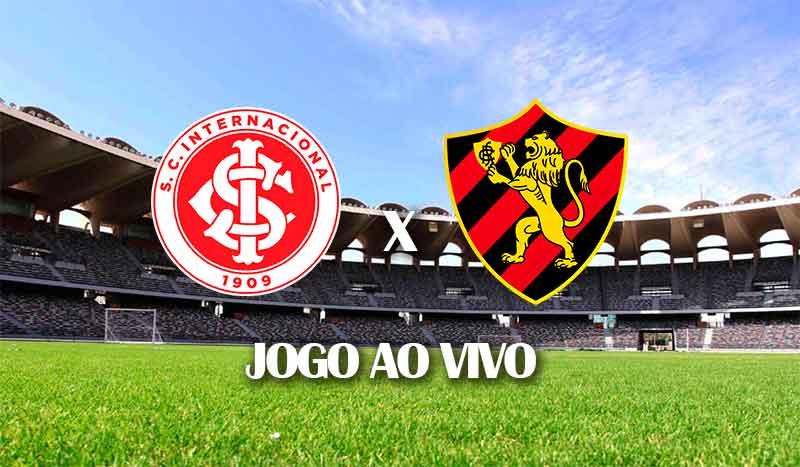internacional x sport primeira rodada campeonato brasileiro serie a 2021 jogo ao vivo