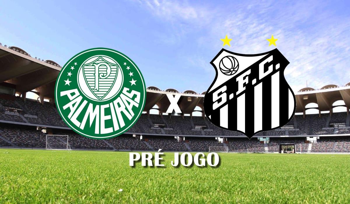palmeiras x santos 11 rodada campeonato paulista a1 paulistao 2021 pre jogo