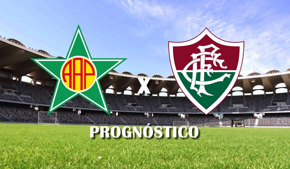 portuguesa rj x fluminense primeiro jogo semifinal campeonato carioca 2021 prognostico