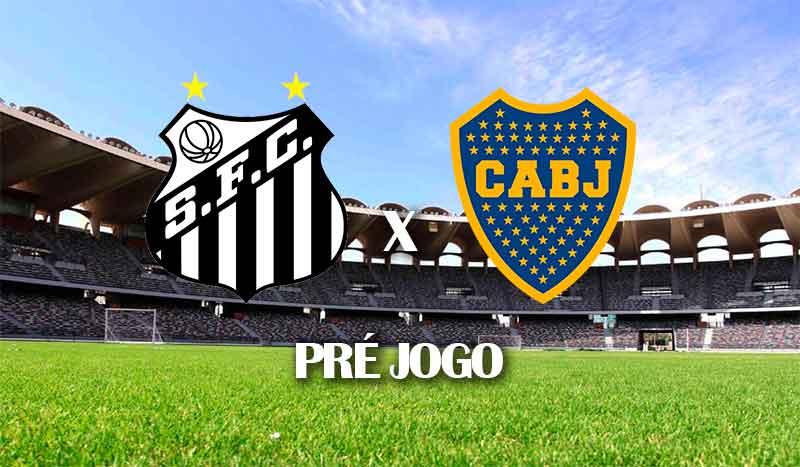 santos-x-boca-juniors-quarta-rodada-copa-libertadores-da-america-2021-grupo-c-pre-jogo