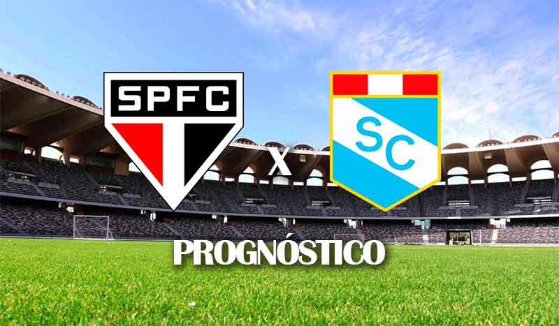 sao paulo x sporting cristal sexta rodada copa libertadores da america 2021 grupo e prognostico