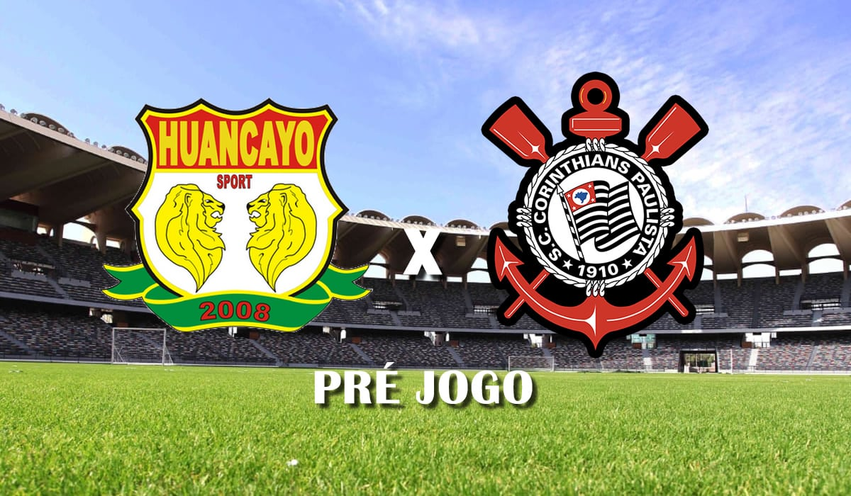 sport huancayo x corinthians copa sul americana 2021 terceira rodada grupo e pre jogo