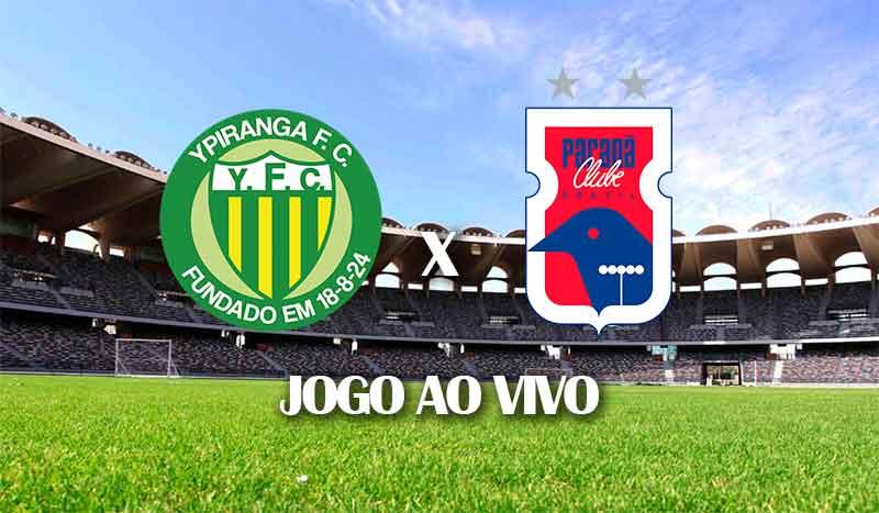 ypiranga erechin x parana clube primeira rodada campeonato brasileiro 2021 serie c terceira divisao jogo ao vivo
