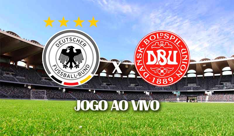 alemanha x dinamarca amistoso euro 2021 jogo ao vivo