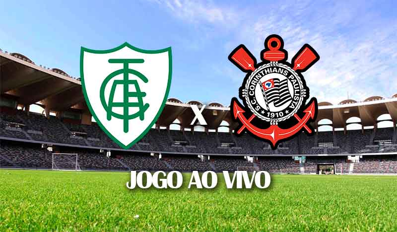 america mg x corinthians segunda rodada campeonato brasileiro 2021 jogo ao vivo