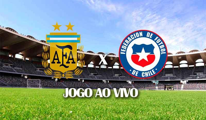 argentina x chile primeira rodada grupo a copa america 2021 jogo ao vivo