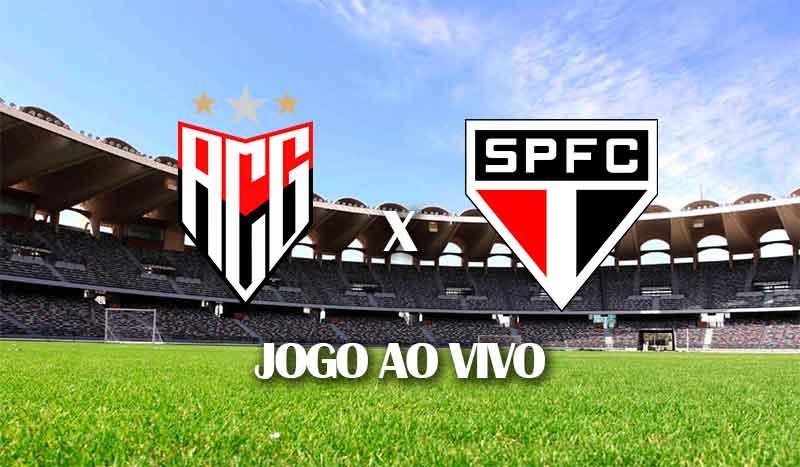 atletico go x sao paulo segunda rodada campeonato brasileiro serie a 2 rodada brasileirao jogo ao vivo
