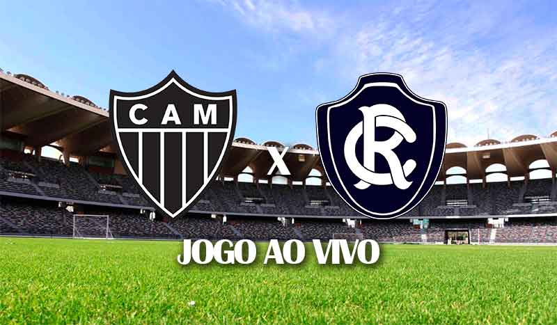 atletico mg x remo segundo jogo terceira fase copa do brasil jogo ao vivo