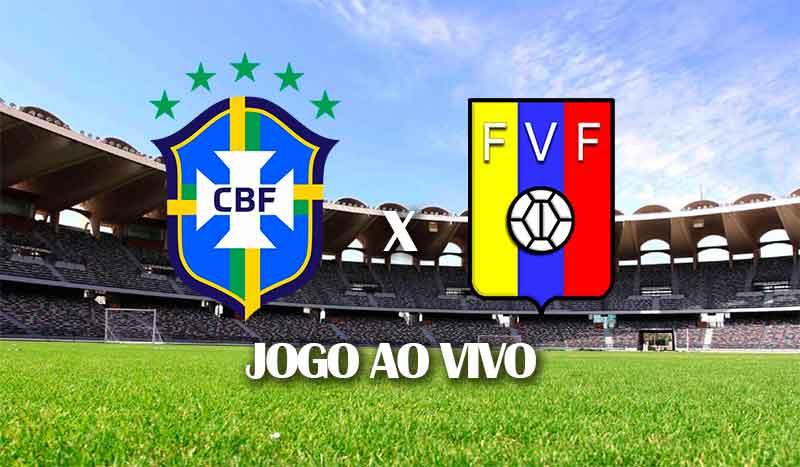 brasil x venezuela primeira rodada copa america 2021 jogo ao vivo