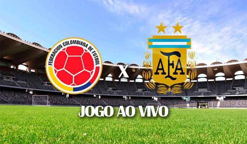 colombia x argentina eliminatorias sulamericanas copa do mundo qatar 2022 jogo ao vivo