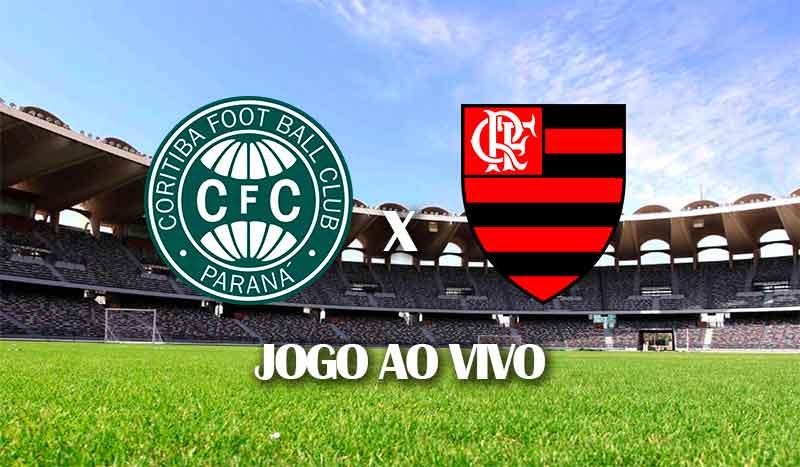 coritiba x flamengo primeiro jogo terceira fase copa do brasil 2021 jogo ao vivo