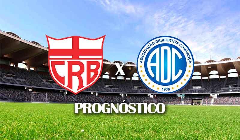 crb x confianca terceira rodada campeonato brasileiro serie b 2021 prognostico