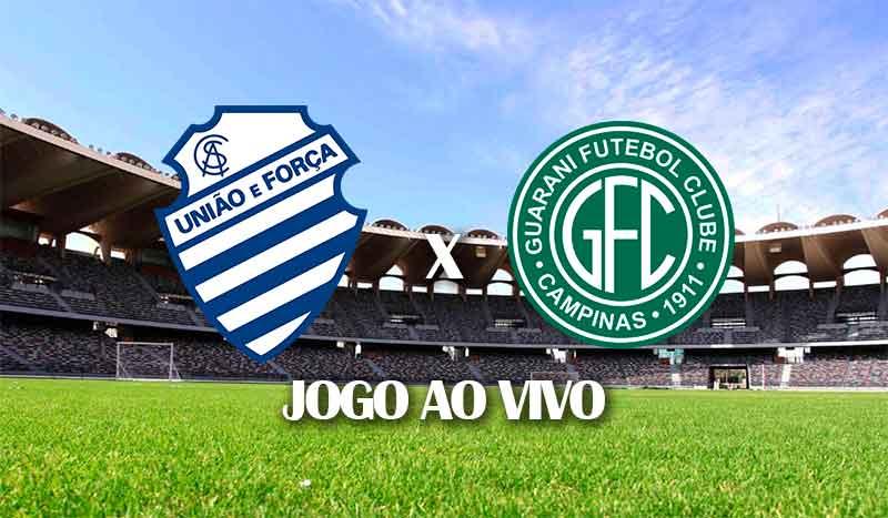 csa x guarani campeonato brasileiro segunda divisao 2021 serie b brasileirao quarta rodada jogo ao vivo