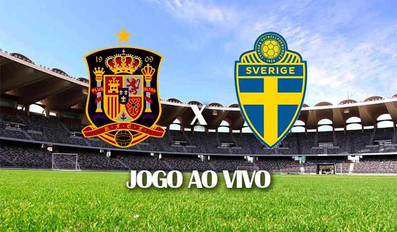espanha x suecia primeiro jogo fase final da eurocopa 2021 primeira rodada euro 2020 jogo ao vivo