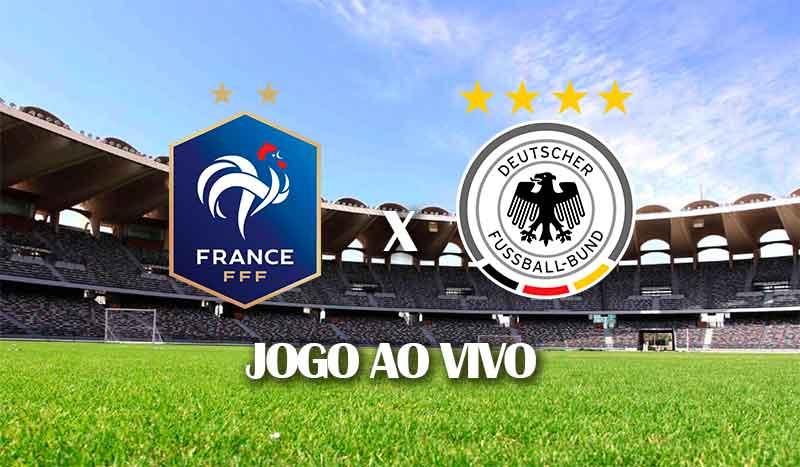franca x alemanha primeira rodada eurocopa 2021 euro 2020 jogo ao vivo