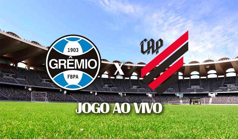gremio x athletico paranaense terceira rodada campeonato brasileiro 2021 jogo ao vivo