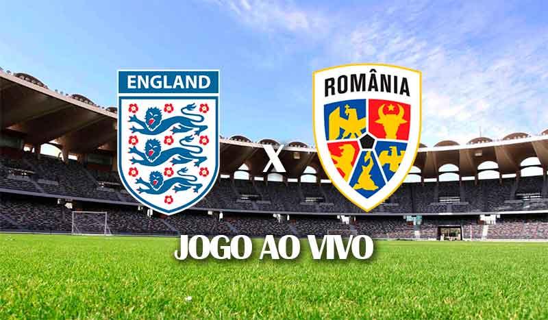 inglaterra x romenia amistoso pre euro 2020 jogo ao vivo