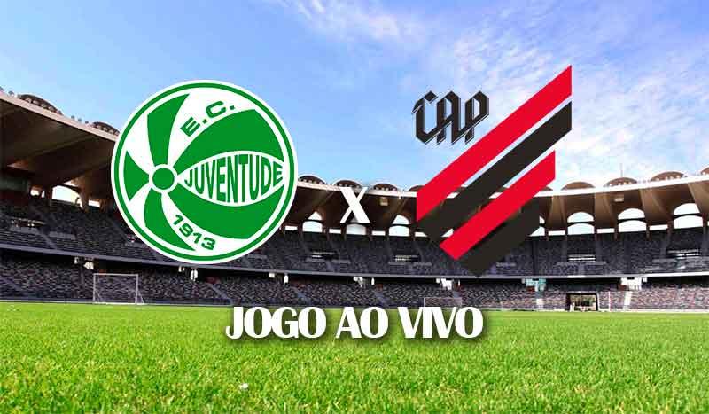 juventude x athletico pr segunda rodada campeonato brasileiro serie a 2021 jogo ao vivo