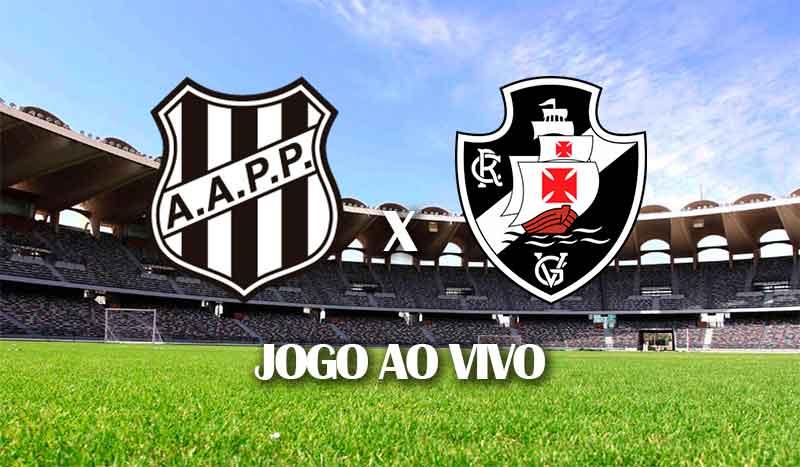 ponte preta x vasco campeonato brasileiro serie b brasileirao segunda divisao jogo ao vivo