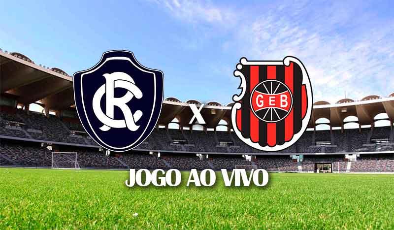 remo x brasil de pelotas campeonato brasileiro serie b segunda rodada segunda divisao jogo ao vivo