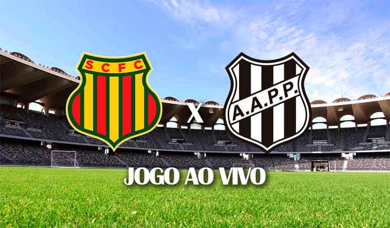 sampaio correa x ponte preta terceira rodada campeonato brasileiro segunda divisao brasileirao serie b 2021 jogo ao vivo