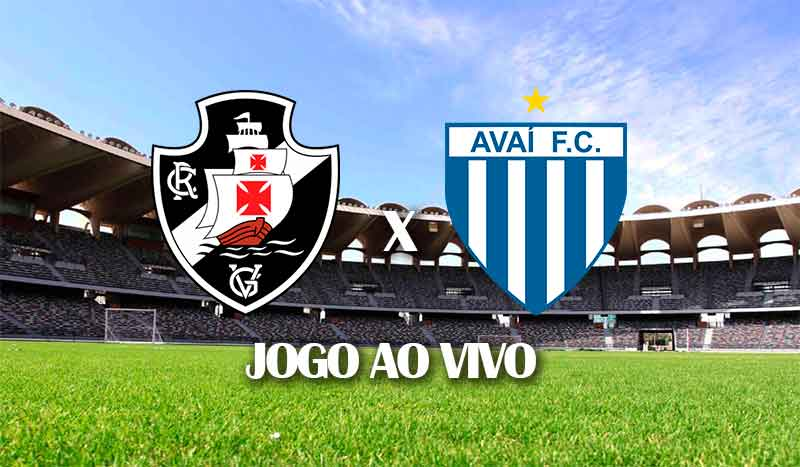 vasco x avai na quarta rodada do brasileirao serie b 2021 jogo ao vivo