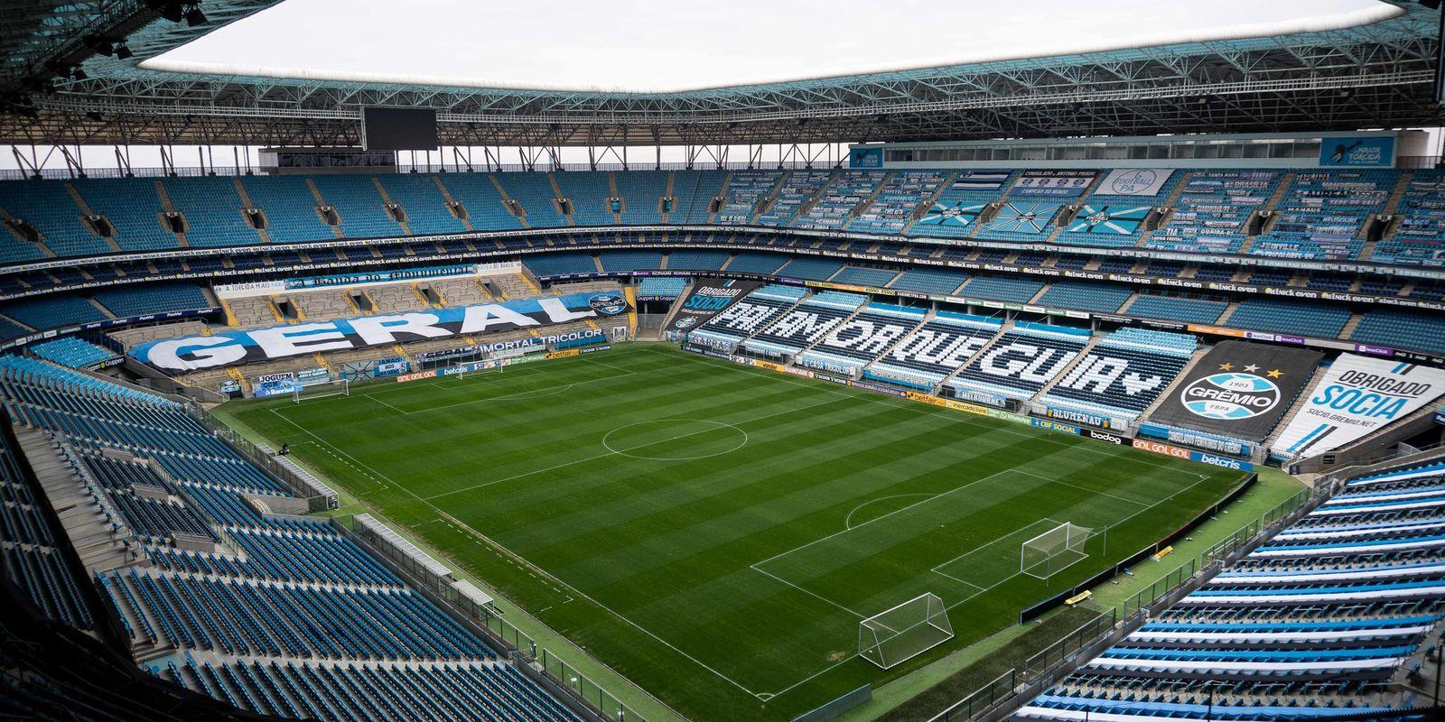 Com objetivos divergentes, Grêmio e Corinthians se enfrentam na noite deste sábado (28), às 21h, na Arena do Grêmio, em Porto Alegre-RS