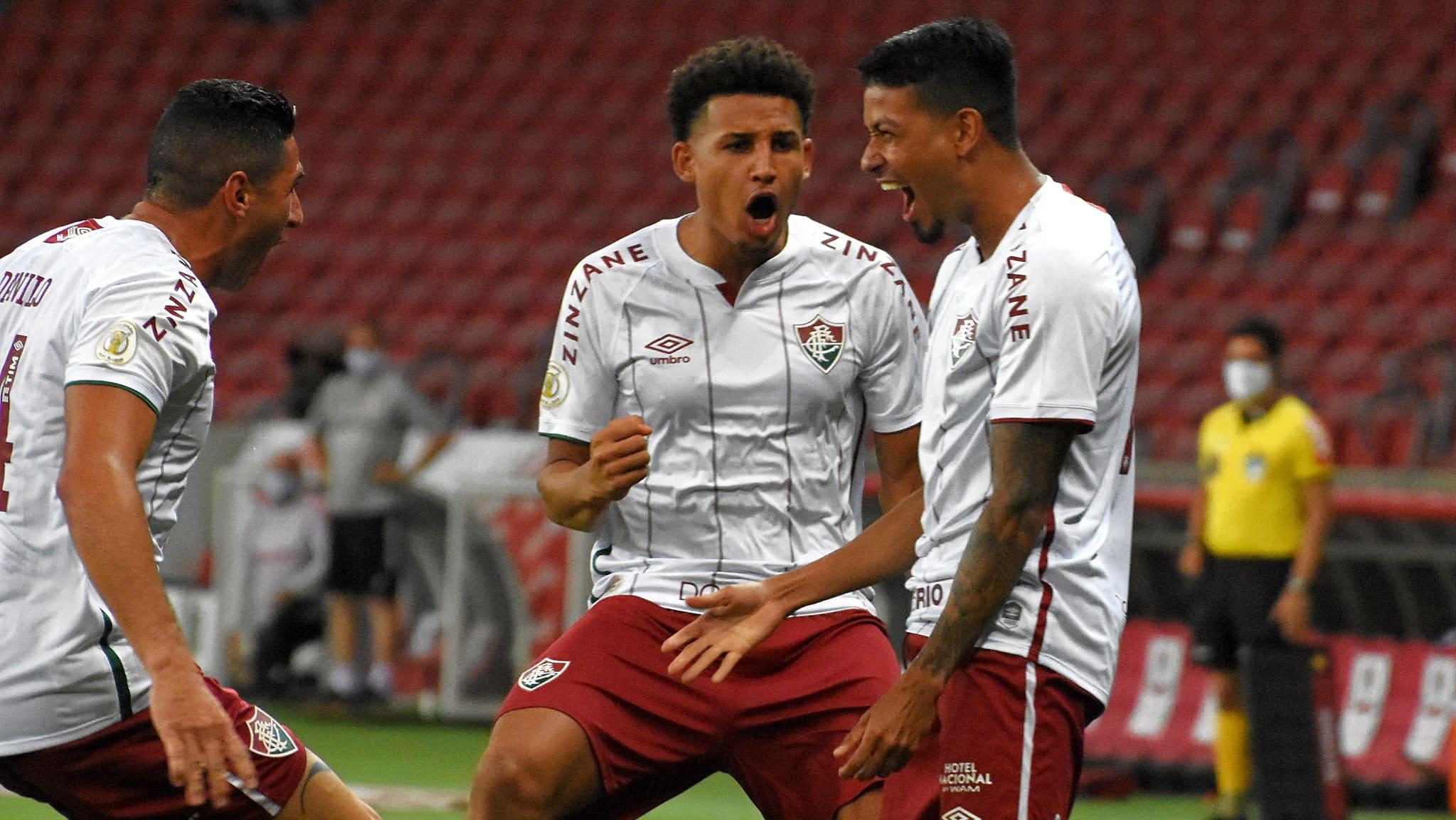 Conectados por propósitos idênticos, Internacional e Fluminense se enfrentam na noite deste domingo (15), às 20h30, no Estádio Beira Rio