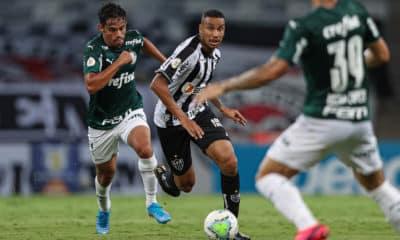 Com objetivos idênticos, Atlético-MG e Palmeiras se enfrentam na noite deste sábado (14), às 19h, no Estádio (Mineirão), em Belo Horizonte