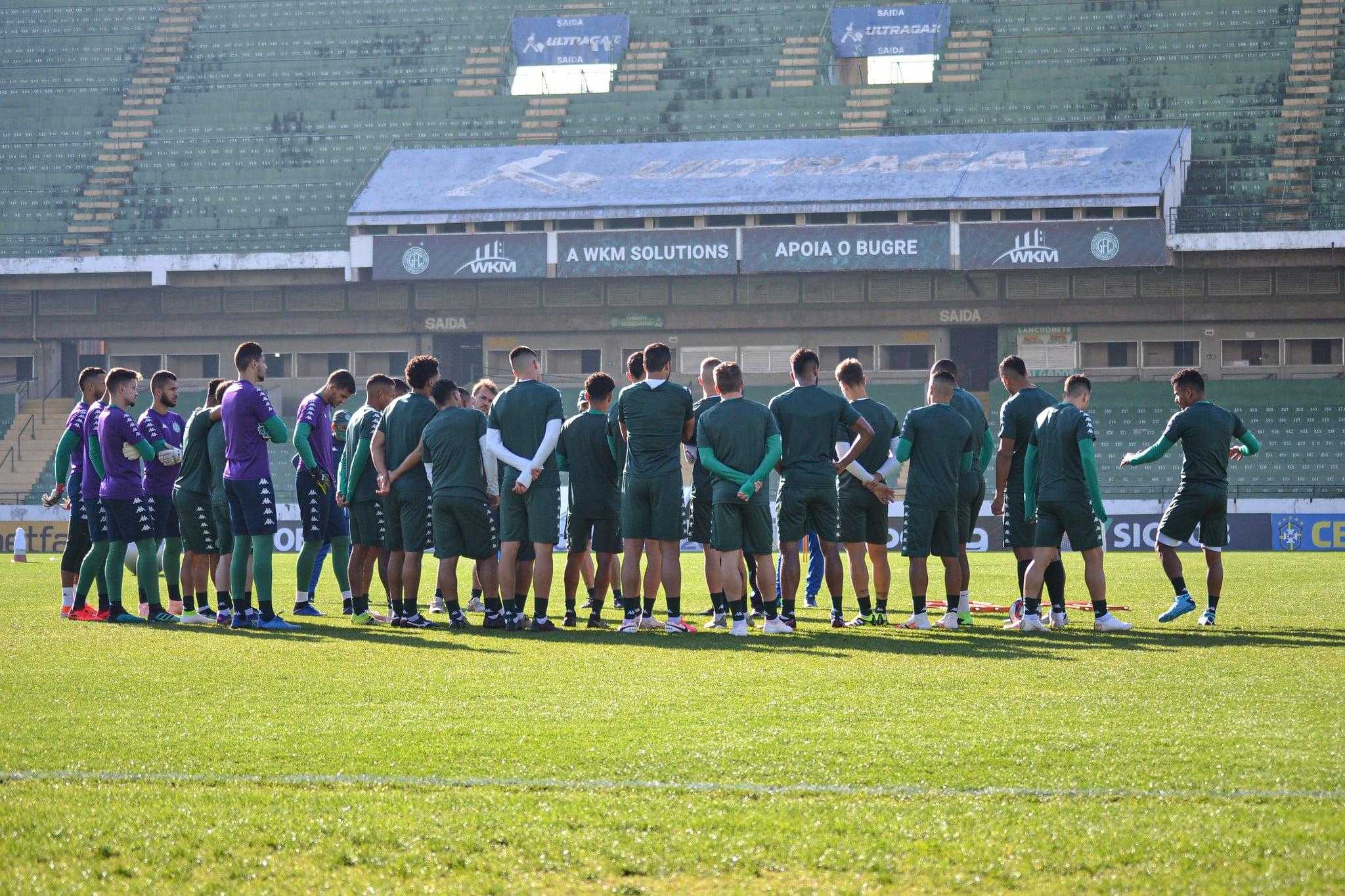 Com objetivos semelhantes, Guarani e CSA se enfrentam na noite desta terça-feira (07), às 11h, no Estádio Brinco de Ouro