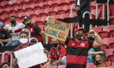 Buscando ter a força da torcida nas arquibancadas quando atuar como mandante, Flamengo tem apoio do STJD. No entanto, CBF contesta decisão