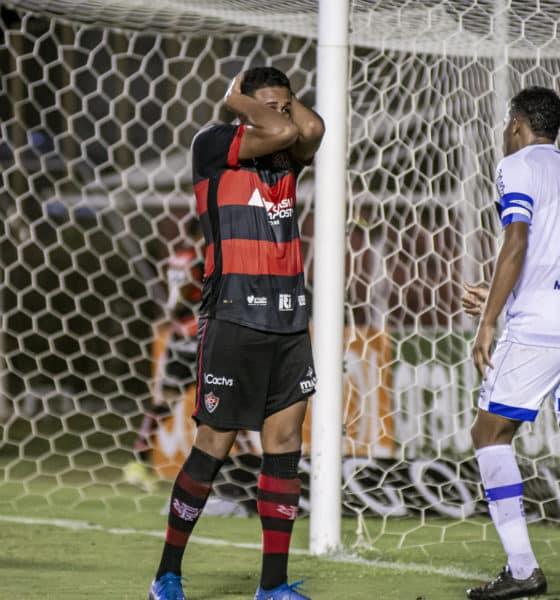 Na busca pelo 66% de aproveitamento nas últimas partidas do primeiro turno, Vitória tenta alcançar desempenho da última Série B