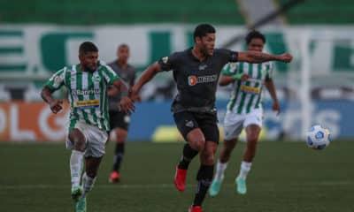 Sequência de cinco vitórias seguidas da 10ª a 15ª rodada da Série A do Campeonato Brasileiro faz o Atlético-MG saltar para a liderança