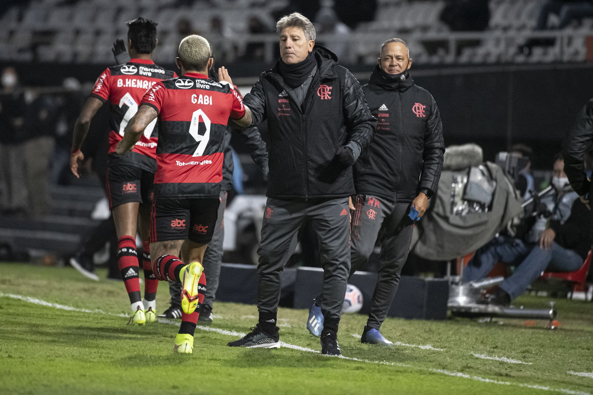 Sob comando do novo treinador, o Flamengo soma oito vitórias e apenas uma derrota. Dos triunfos, cinco tiveram placares elásticos