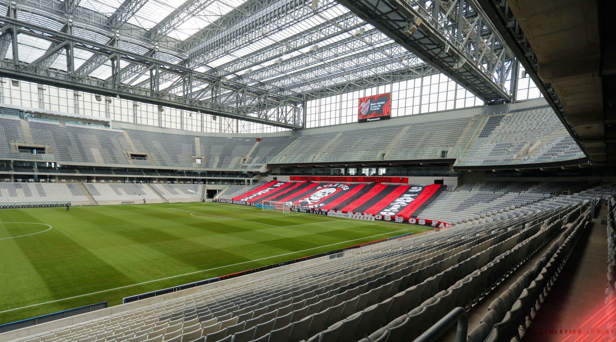 Com objetivos distintos, Athletico-PR e Sport se enfrentam na noite deste domingo (05), às 18h15, na Arena da Baixada, em Curitiba-PR