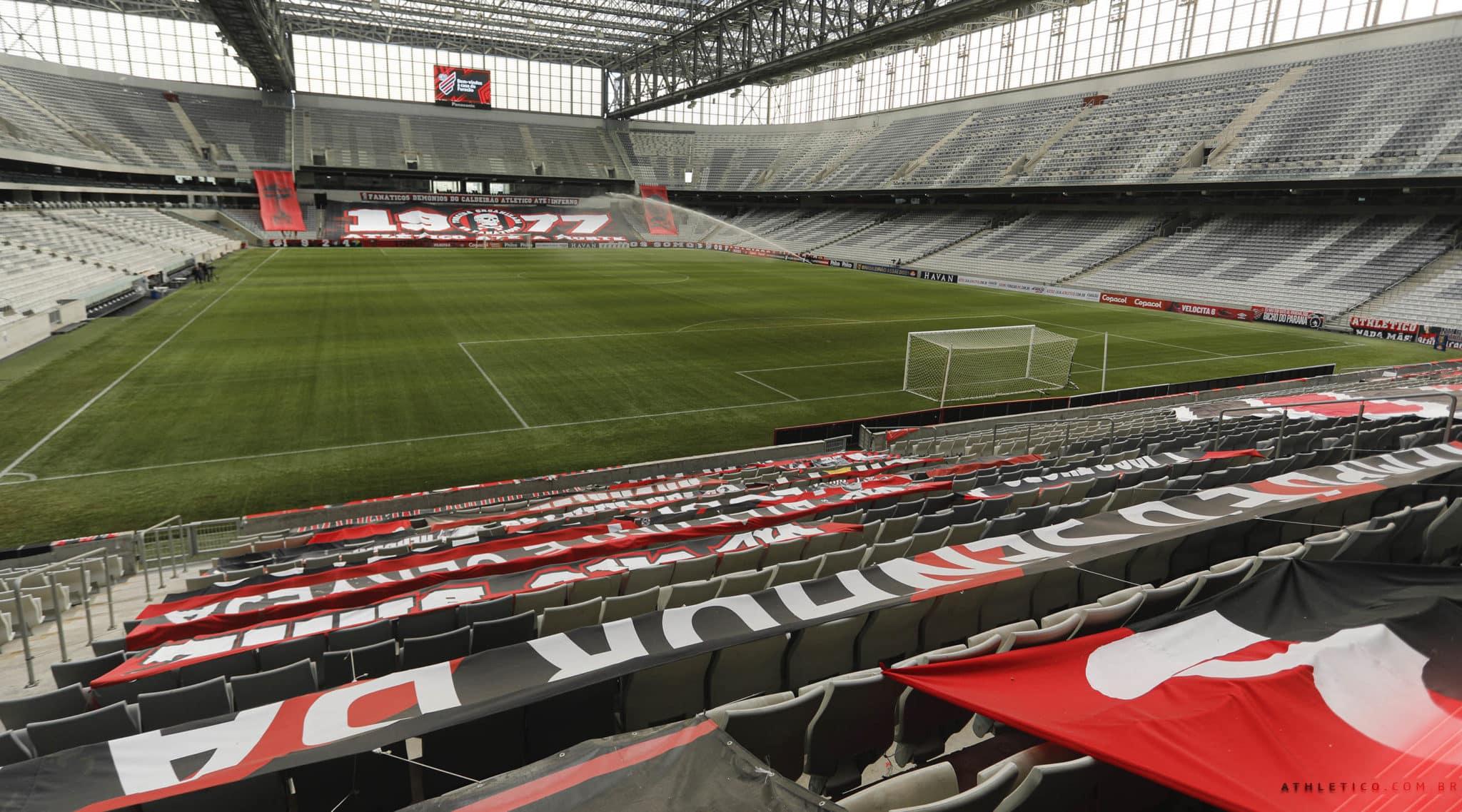Com objetivos idênticos, Athletico-PR e Cascavel se enfrentam na tarde desta quarta-feira (0), às 15h20, na Arena da Baixada, em Curitiba-PR