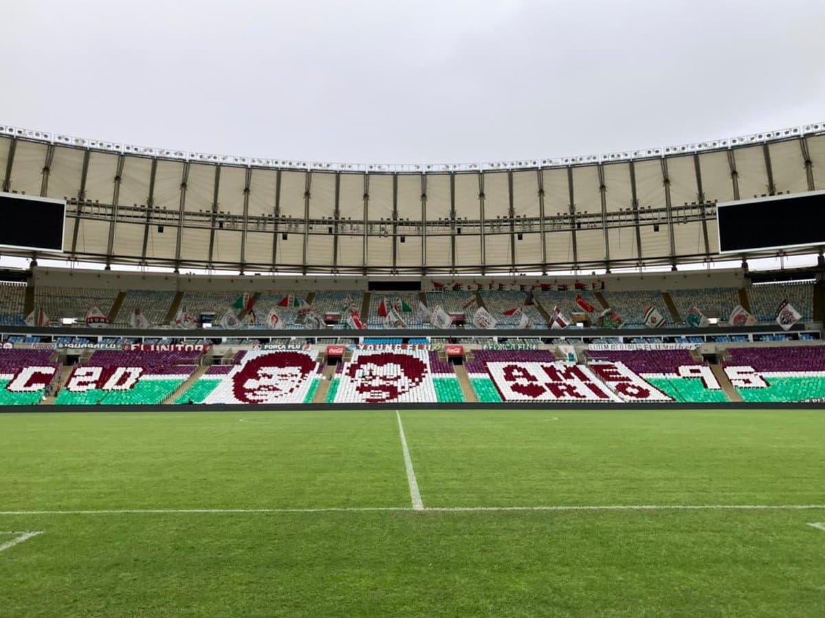 Com alvos parelhos, Fluminense e Atlético-MG se enfrentam na noite desta segunfa-feira (23), às 20h, no Estádio Maranhão, no Rio de Janeiro