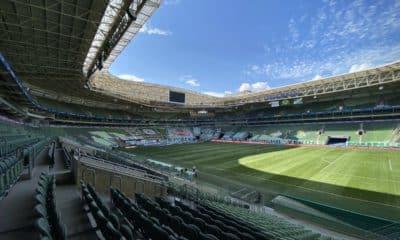 Com objetivos distintos, Palmeiras e Athletico-PR se enfrentam na noite deste sábado (28), às 21h, no Allianz Parque, em São Paulo-SP