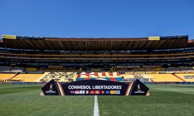 Barcelona de Guayaquil x Fluminense se enfrentam na noite desta quarta-feira (17), às 21h30, no Estádio Monumental Isidro Romero Carbo