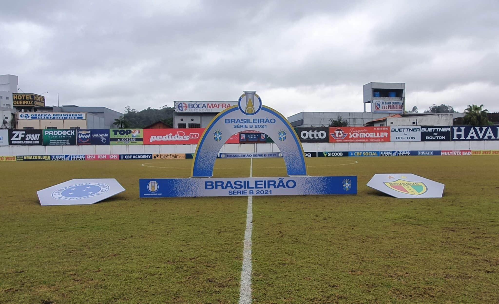 Com metas distintas, Brusque e Goiás se enfrentam na noite desta quinta-feira (19), às 19h, no Estádio Augusto Bauer, em Santa Catarina