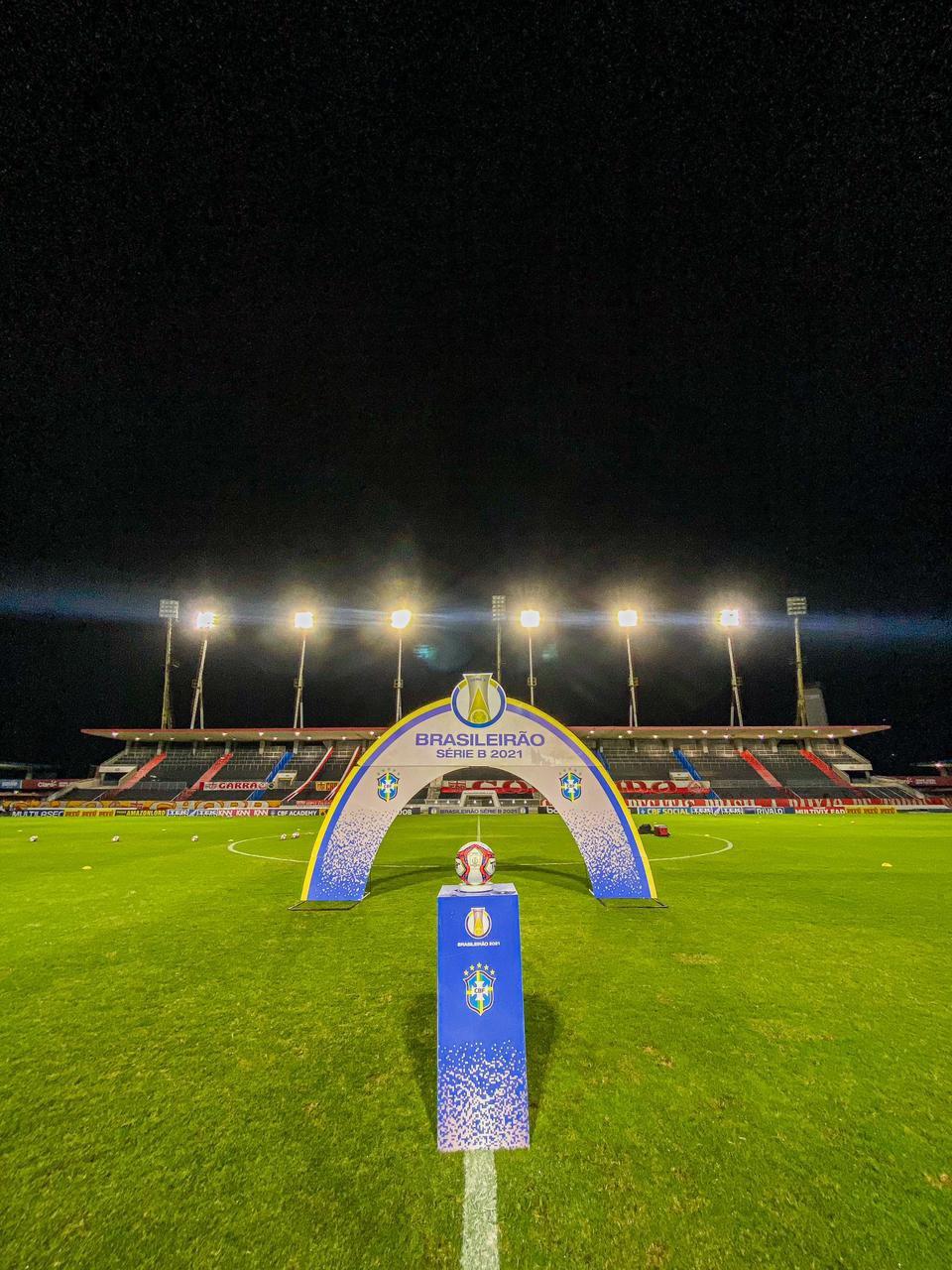 Com alvos idênticos, CRB e Operário-PR se enfrentam na noite desta quarta-feira (18), às 21h30, no Estádio Rei Pelé (Trapichão)