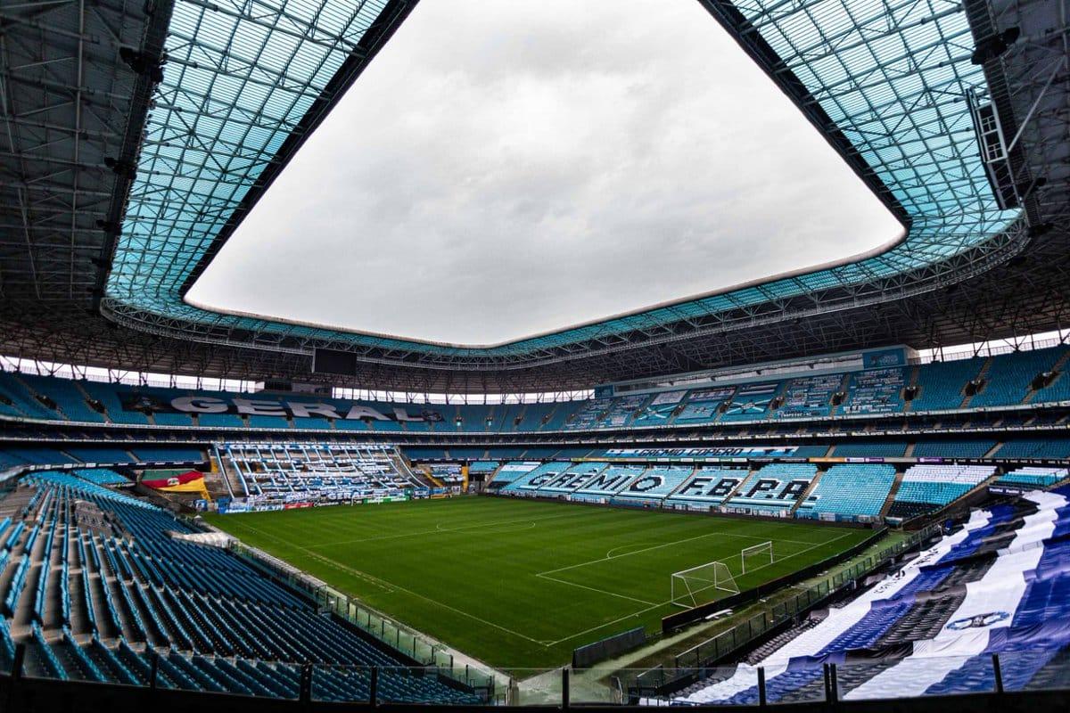 Com objetivos semelhantes, Grêmio e Ceará se enfrentam na manhã deste domingo (12), às 11h, na Arena do Grêmio, em Porto Alegre (RS)