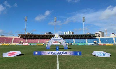 Com objetivos divergentes, Confiança e CRB se enfrentam na noite desta quarta-feira (01), às 19h, no Estádio Batistão, em Aracaju (SE)