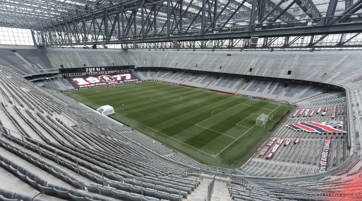 Com objetivos idênticos, Athletico-PR e Santos se enfrentam na noite desta quarta-feira (25), às 19h, na Arena da Baixada, em Curitiba-PR
