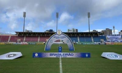 Com propostas distintas, Confiança e Goiás se enfrentam na tarde desta quinta-feira (19), às 17h, no Estádio Lourival Baptista (Baptistão)