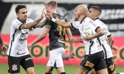 Mirando metas similares, Corinthians e Ceará nse enfrentam na tarde deste domingo (15), às 16h, na Neo Química Arena, em São Paulo (SP)