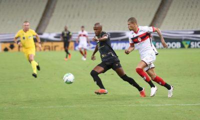 Distantes um do outro por três pontos de diferença, Ceará e Atlético-GO se encaram na noite deste domingo (8), às 18h15, na Arena Castelão